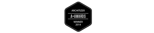 2014 Architizer A+ Award Winner