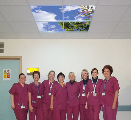 Royal Bournemouth Hospital Cardiac Intervention Unit