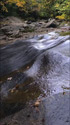 Autumn Slick-Rock River - Standing Wave & River Pulse